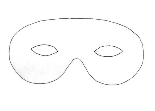 Imagery camila oliveira fairclough - Patron masque de nuit ...