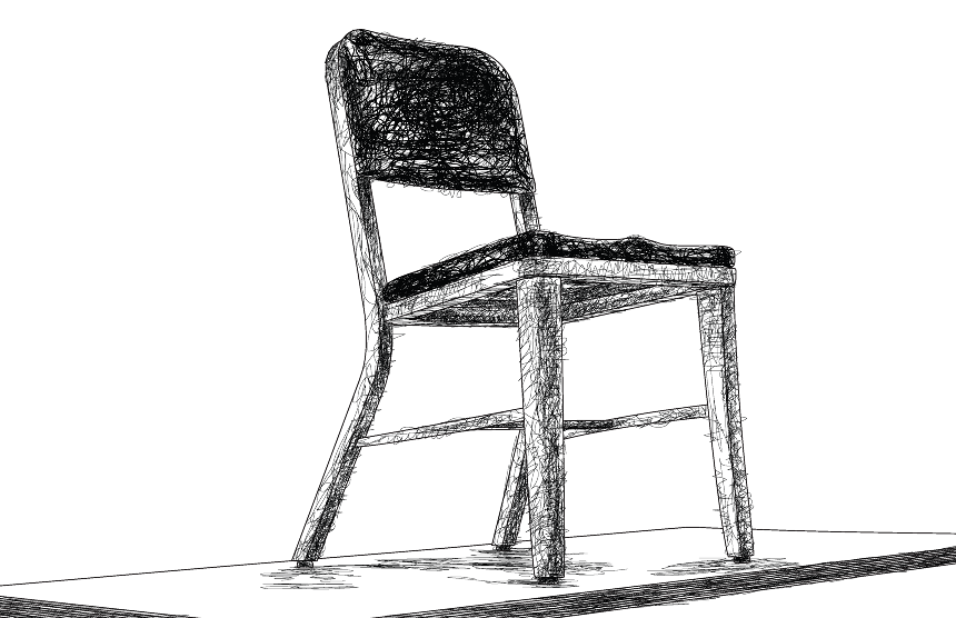 chair drawing. Beautiful Drawing To Chair Drawing S