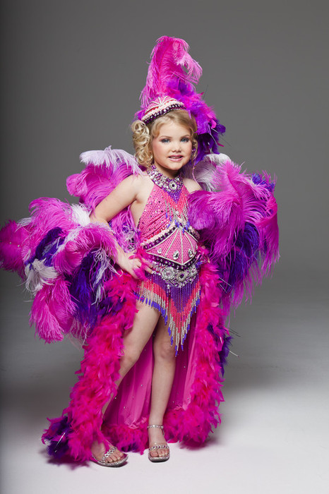 Baby Pageants In California Feature Child Beauty Queens