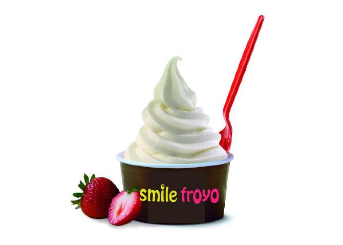 Ice Cream Smile Froyo Http Www Student3 Glasgowmet Ac Uk Elaine Wang