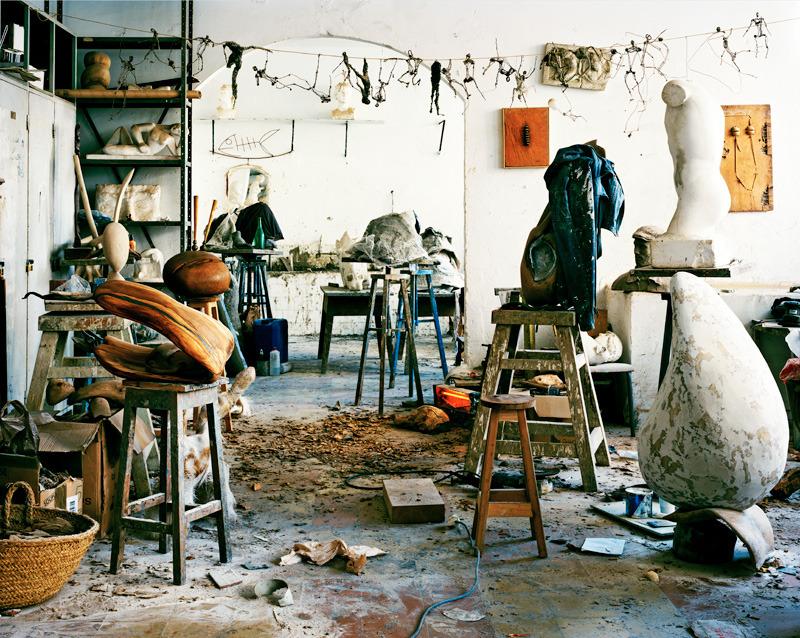 Art In Progress Leonora Hamill